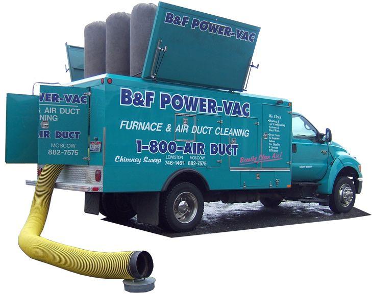 B&F Powervac